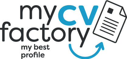 myCVfactory, for a professional CV, a creative CV and original made-to-measure CV
