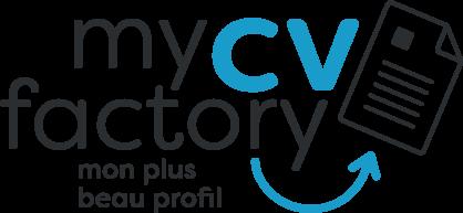 myCVfactory, pour un CV professionnel, CV créatif et un CV original sur mesure
